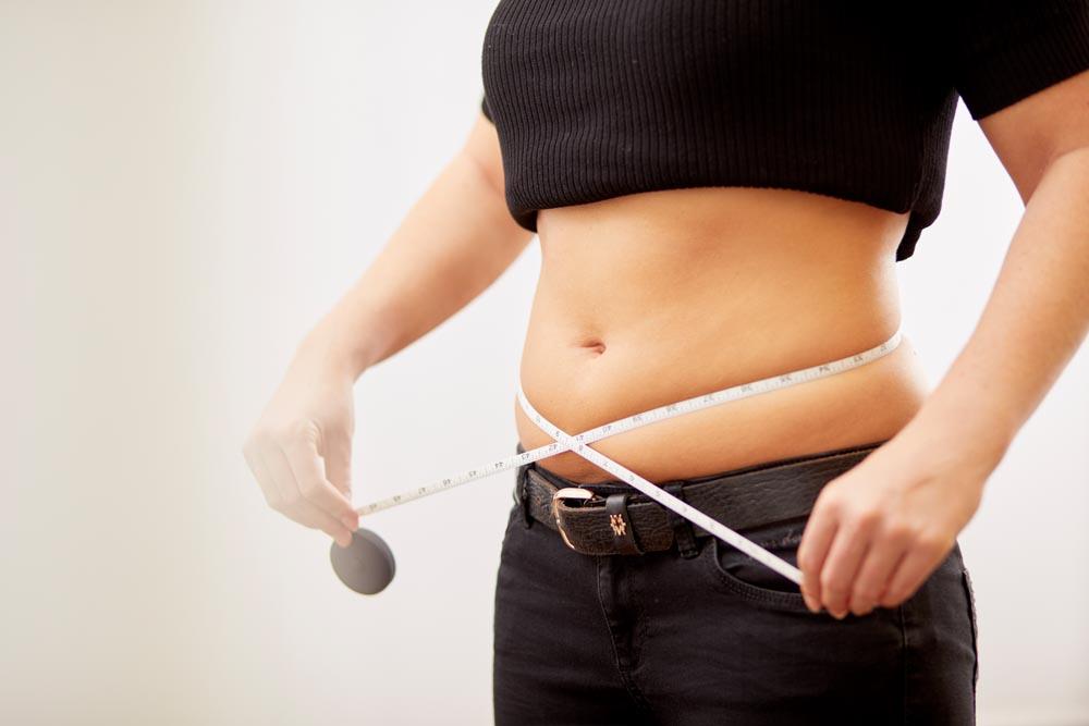 Beeinflusst Gewichtsverlust Ihr Gesicht?